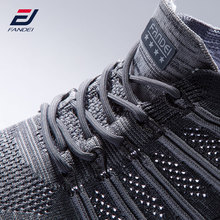 FANDEI athletic running shoes men sport shoes men HONEYCOMB cushioning blade sneakers men breathable zapatillas running hombre