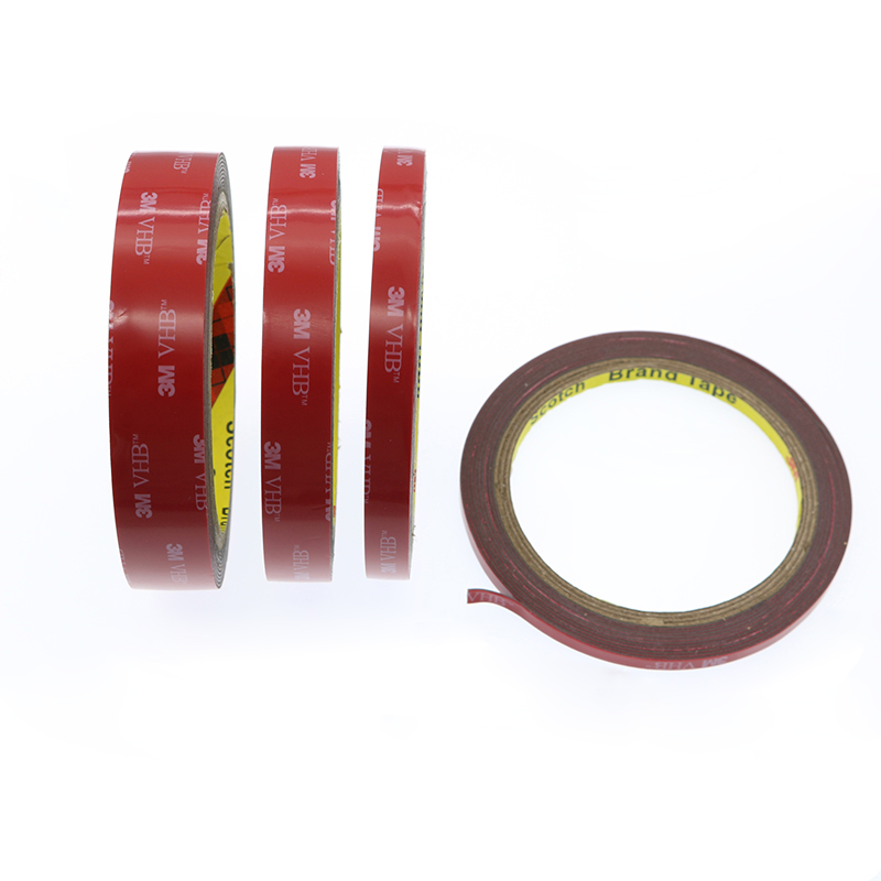 5/10/15/20mm3M Double-Sided Tape Tape Mobile Phone Sticker LCD Panel Display Car Screen Repair Office Stationery Accessories