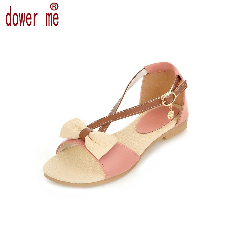 Summer Women Sandals 2017 Gladiator Sandals Women Shoes Bohemia Wedges Shoes Zapatos Mujer Ladies Shoes New Flip Flops d13 2017 summer new rivet wedges sandals creepers women high heel platform casual shoes silver women gladiator sandals zapatos mujer