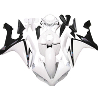 ABS njection molding hulls kit fairing kit for YAMAHA YZF R1 all white 2007 2008 YZF R1 07 08 fairings TP22