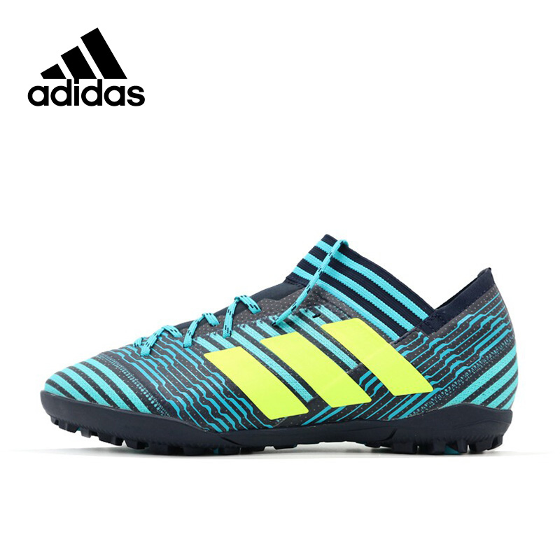 Original New Arrival Authentic Adidas NEMEZIZ TANGO 17.3 TF Mens Football Soccer Shoes Sports Sneakers