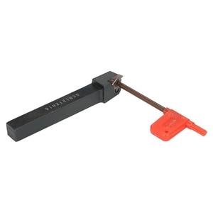 Image 2 - 1 adet Ser1212H16 Cnc delme çubuğu tutucu + 10 adet 16Er Ag60 dönüm ekler anahtarı ile torna aracı için seti