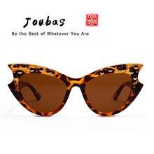 4150626d270e Joubas Luxury Cat eye Women Sunglasses 2018 Butterfly Bling Sun Glasses  Fashion Unique Eyeglasses Brand Designer gafas de sol 75