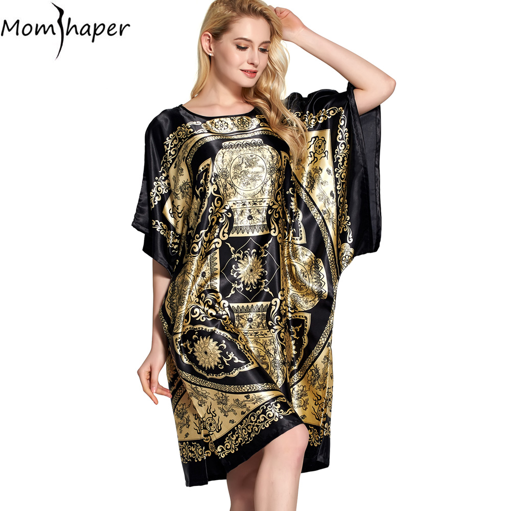 Sleepwear Robes Pyjamas Women Robe Female nightwear Home ...