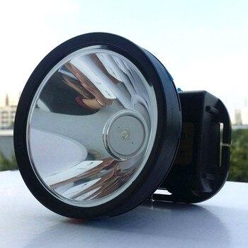 Faro LED Ultra brillante de 10W modelo alto/bajo de YJM-4925C, el mejor Faro de minería, lámpara de bicicleta, luz de pesca, lámpara de Camping, envío gratis