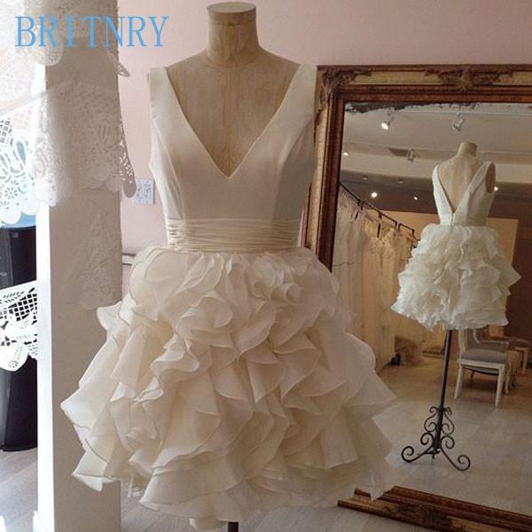 Aliexpress.com : Buy 2018 Beach Wedding Dress White Ivory
