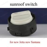 for new J etta new S antana Car Accessories Skylight Switch Button knob 34D 959 613 Sunroof Control Switch|sunroof switch|switch for carcontrol button -