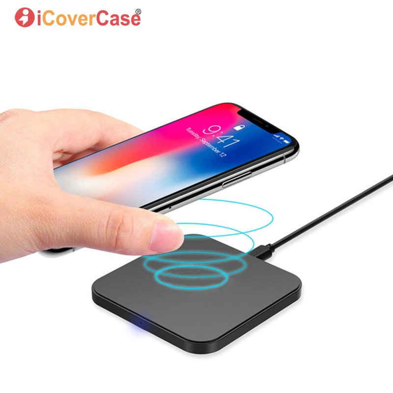 Fast Wireless Charger For Huawei Mate 20 Pro/Mate 20 RS Porsche Design Qi Quick Charge Phone Accessory Case Mini Charging Device