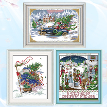 Joy Sunday,Merry Christmas,cross stitch embroidery set,printing cloth embroidery kit,needlework embroidery patterns,cross stitch joy sunday christmas mouse cross stitch embroidery set printing cloth embroidery kit needlework christmas style cross stitch