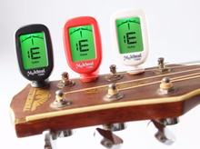 High Quality Clip On Guitar Tuner Portable Universal Digital Tuner for  Ukulele Violin Bass Electronic Guitar