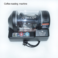 300g Full Automatic 3D hot air coffee roasting machine CBR 101A coffee roaster/coffee beans baking machine home/commercial 220v