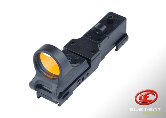 Element SeeMore Railway Reflex C MORE Red Dot Sight EX 182