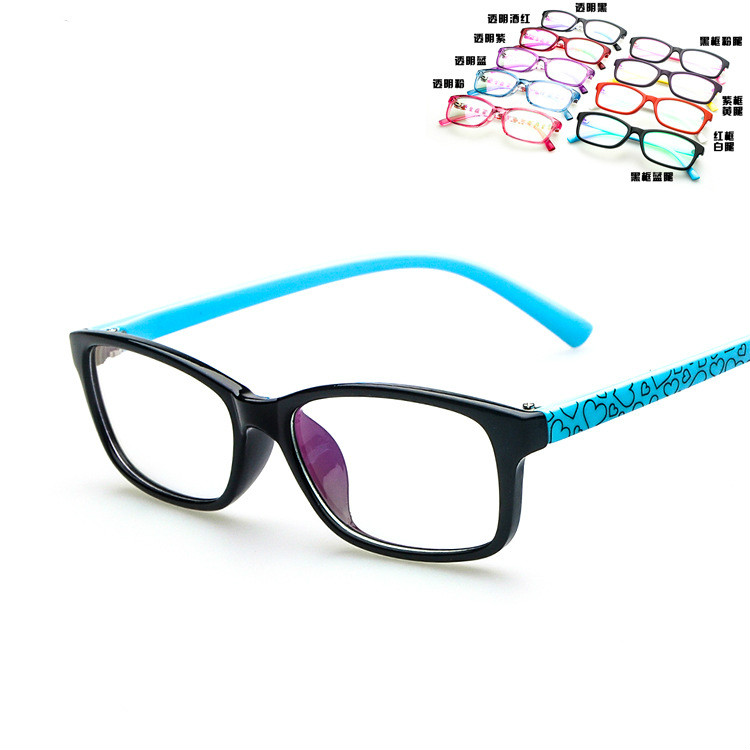 2016 new arrival children kids glasses frame brand cute baby optical spectacle frames children oculos de