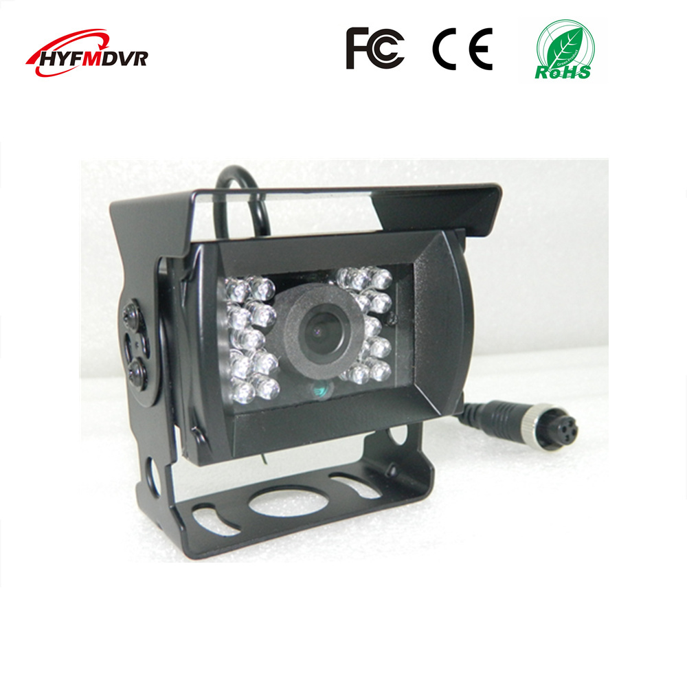 School bus front view / rear view camera AHD1080P/960P/720P HD waterproof monitoring probe built-in infrared support SONY 600TVL car front view side view camera ahd waterproof shockproof 960p monitoring equipment factory direct sales