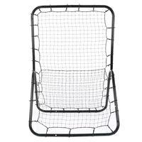 Футбол Бейсбол тренировка Y Shaped Stander Rebound Target Mesh Net Спорт на открытом воздухе развлечения США Доставка