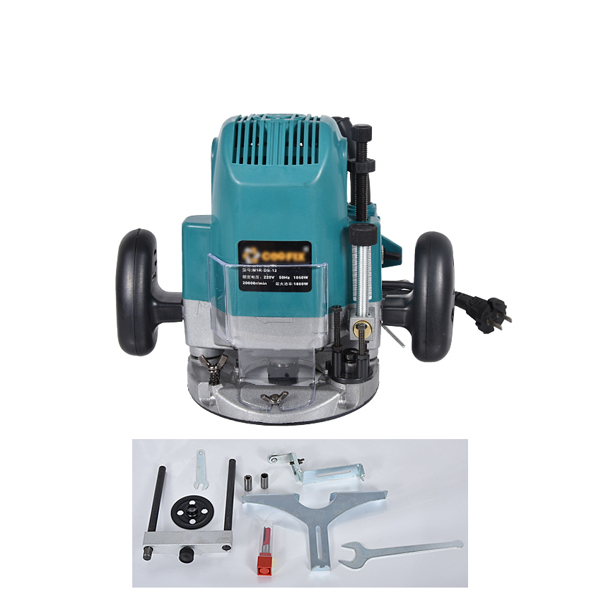 M1P-DS-12 Mini Woodworking Trimming Machine Multi-function Trimmer Engraving Wood Milling Machine 220V 1800W цена 2017