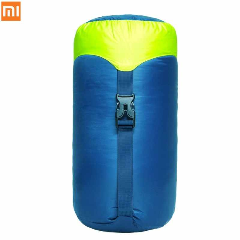 Xiaomi mijia aofeng Outdoor Camping Sleeping Bag 300g 90% pure white duck down padding Super easy to carry with Collection bag
