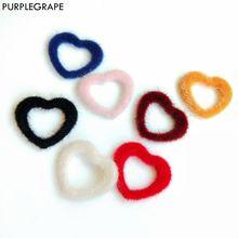 PURPLEGRAPE DIY earrings hair accessories jewelry pendant  handmade alloy artificial fashion women's 8 pieces