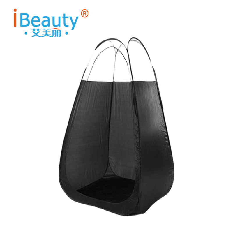 Airbrush Spray Tanning Tent, Spray Tent, Pop up Tanning Booths,Spray Tanning Equipments only sauna tent no steam generator цена