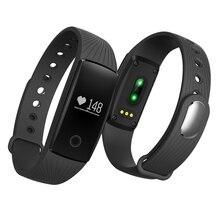 Фустер V05C Best сердечного ритма умный Браслет подход к медицинского Bluetooth браслет PK ID107 Smart Band