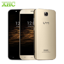 Original UMI ROM X 8 GB 3G 5,5 zoll Android 5.1 MT6580 Quad-core 1,3 GHz RAM 1 GB 7,9mm Dual-band WiFi 2500 mAh WCDMA Zellen Telefon