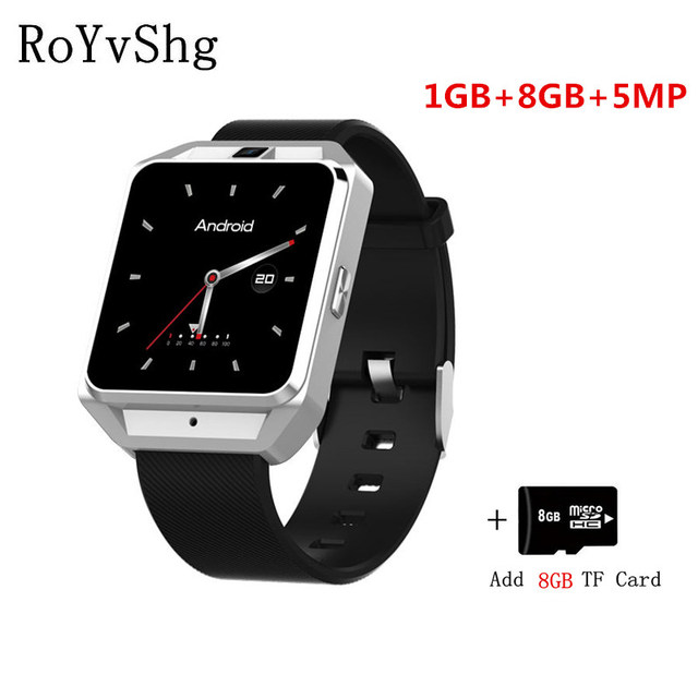 FOR apple watch huawei smartwatch support facebook whatsapp 4G+GPS+1GB+8GB+5MP+WIFI for IOS