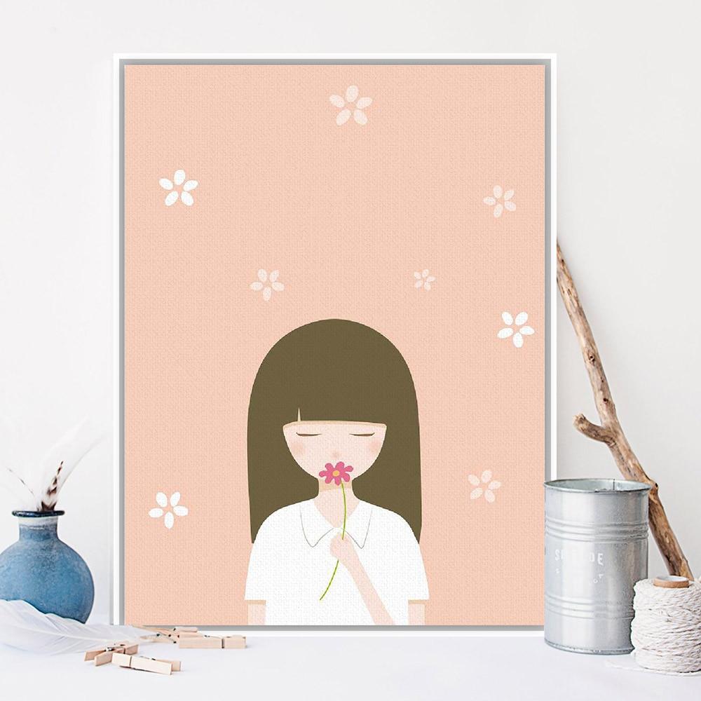 Roze Meisje Schilderen-Koop Goedkope Roze Meisje Schilderen loten ...