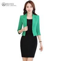 Spring Fashion Women Slim Blazer Casaco Feminino Coat Female Jackets Office Ladies Suit 2018 Casual Solid Short Outerwear Okb861