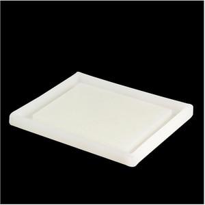 Image 5 - シリコーントレイ型手作り正方形セメント板の金型