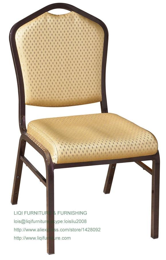 где купить wholesale quality strong oversize aluminum stacking banquet chairs LQ-L2031 по лучшей цене