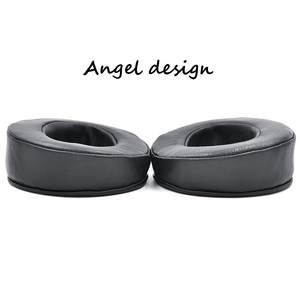 Image 4 - Angle Genuine Leather Ear Pads Cushion earpad  for Sony MDR Z7 Z7M2 / Fostex TH600 TH900 Headphones