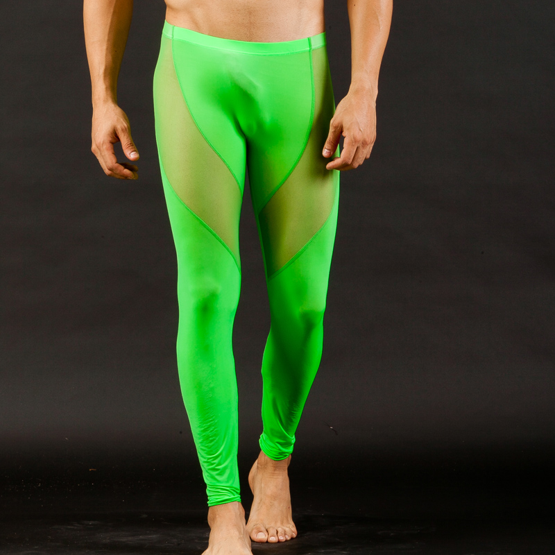 Aliexpresscom  Buy Brand Clothing Wj Mens Underwear Long Johns Sexy Pants Men Comfy -6629