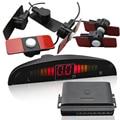 Car Parking Sensor For Ford Focus Original 13mm Reverse Sensor Probe Parking Sensor 6 2 for Front 4 for Back White Black Silver