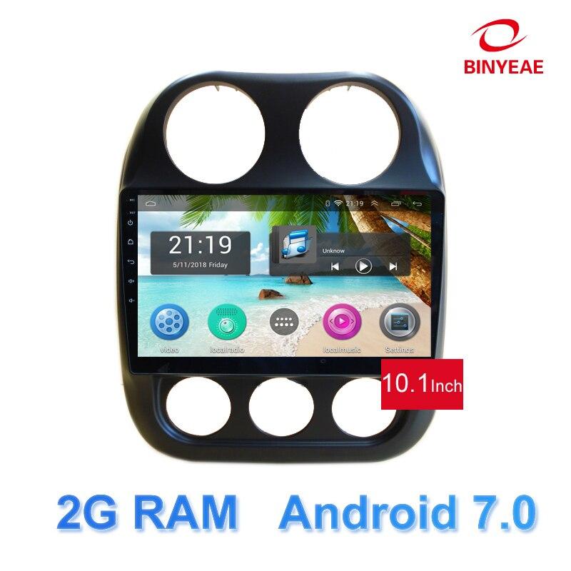 """10,1 """"android-автомобильный DVD мультимедийный плеер gps для JEEP COMPASS 2010 2011 2012 2013 2014 2015 2016 аудио автомобиля радио Стерео навигатор"""