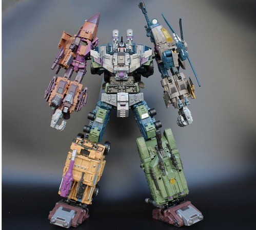 PC-10  UPGRADE SET G2 version Simple Ver BRUTICUS /& SHOCKWAVE