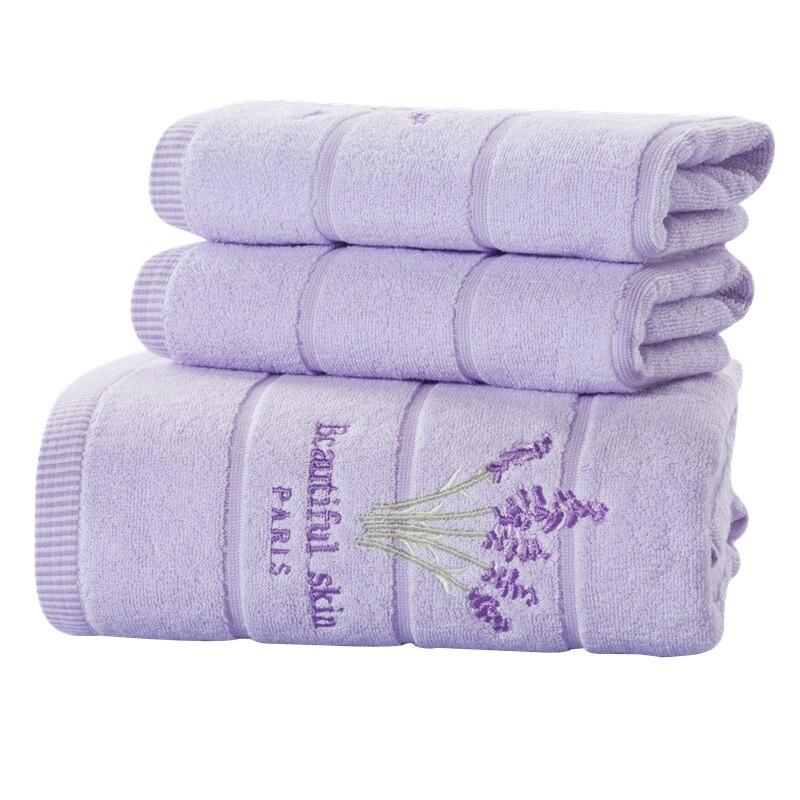 Aliexpress.com : Buy SunnyRain 3 Piece Embroidery Lavender