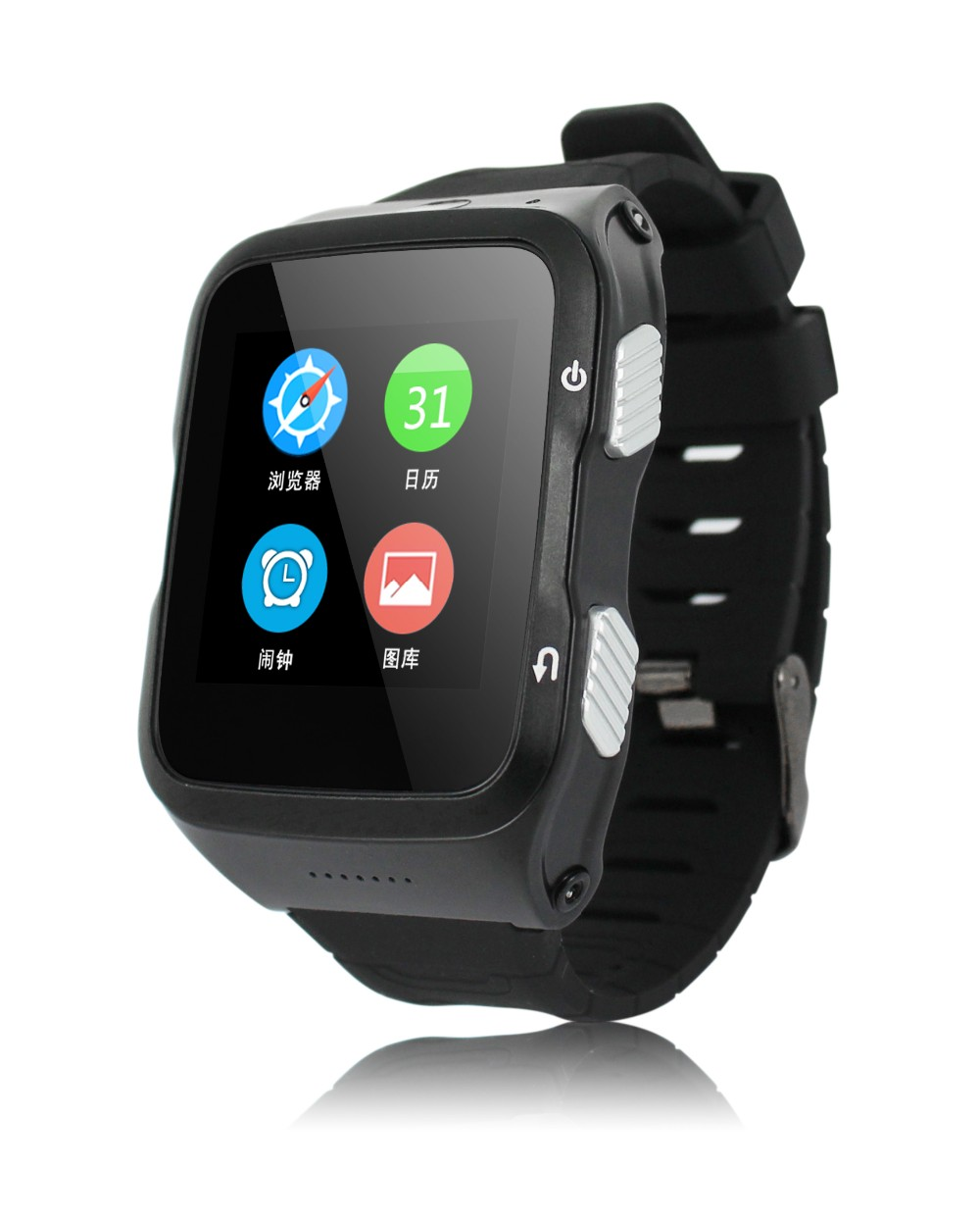 3G Android Smart Watch Phone Wifi Bluetooth font b Smartwatch b font ZGPAX S83 GPS Sport