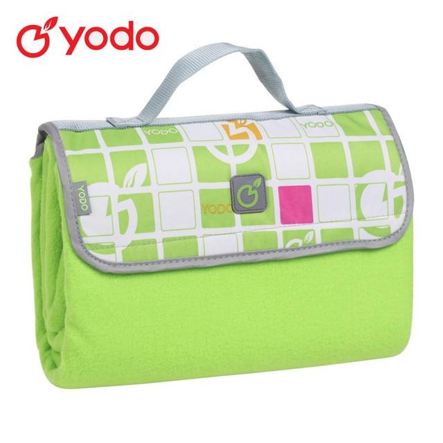 Yodo multifunctional moisture-proof pad picnic rug thickening child climbing pad outdoor mats