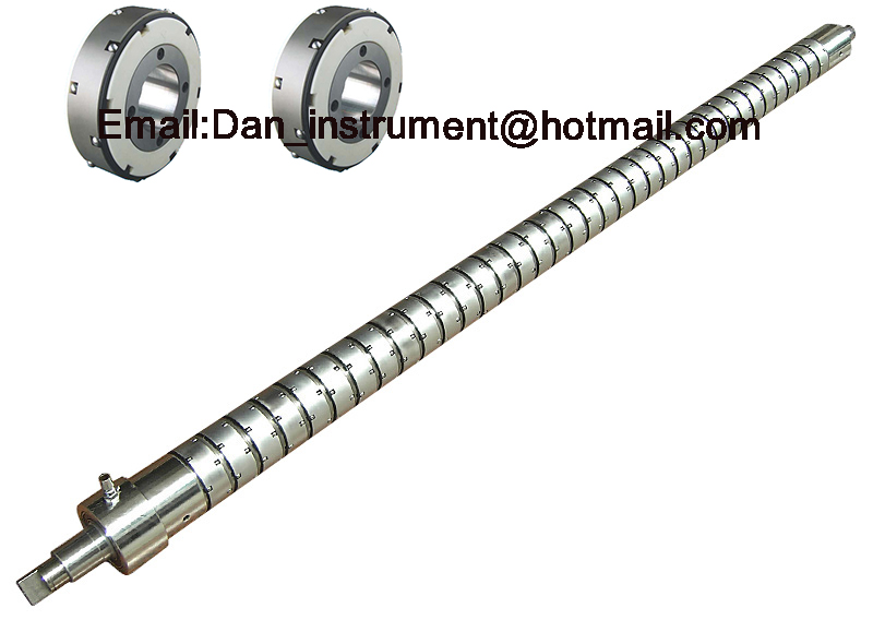 3inch 75mm Ball Type Pneumatic Air Friction Shaft  Differential Air  Shaft
