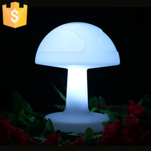 D20*H25cm New 16 Color Changing RGB PE Material LED Table Lamps Lighting for Wedding Atmosphere Night Lamp Free shipping 1pc
