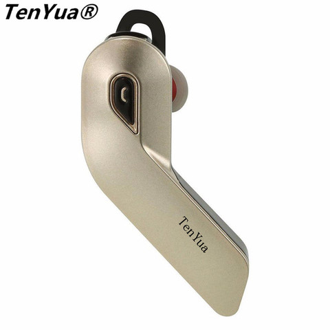 TenYua Bluetooth Wireless Headsets V4.1 Stereo Car Business Handfree Phone Earphone CVC6.0 Noise Cancelling with Mic for iPhone Multan