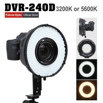Falconeyes portátil 34 W Roll-flex LED MAT 280 piezas LED impermeable  Flexible LED Luz de foto 12