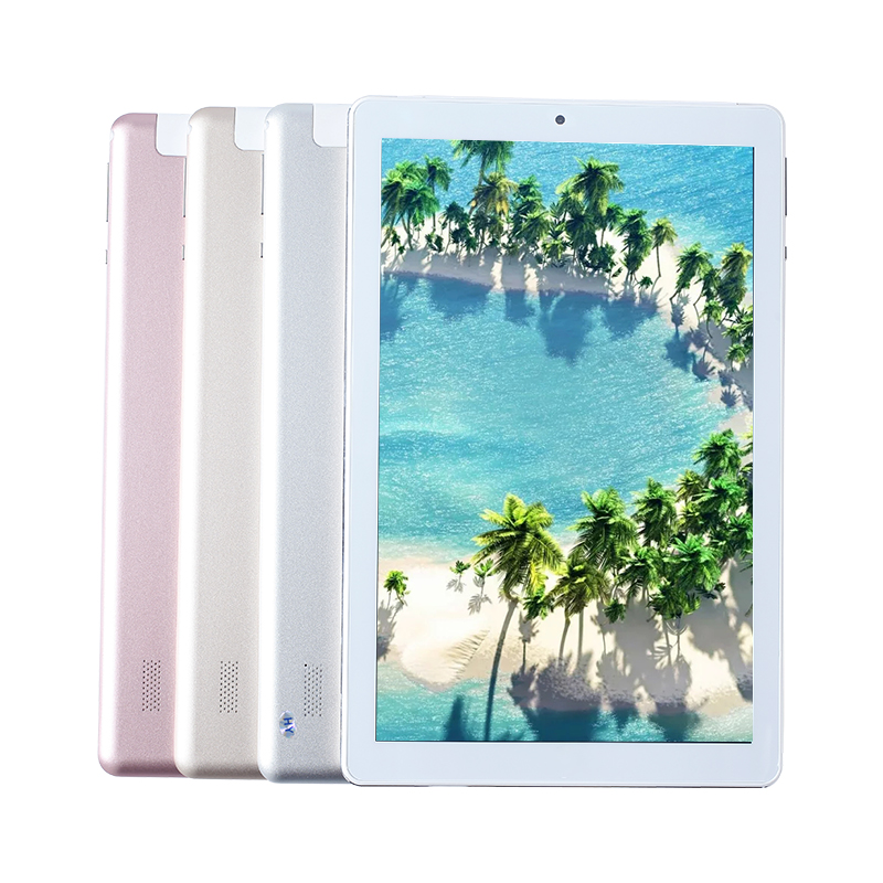 10.2 inch Android 7.0 Tablet Pcs 4GB+64GB Tablette 3G 4GLTE Phone Call Dual SIM Card Tablets PC Bluetooth Wifi IPS1920x1280