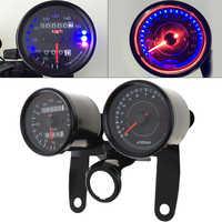 80mm Car Tachometer Gauge Stepper Motor 0-11000 RPM meter Tachometer Car  meter Red/Blue/White LED With Shift Light