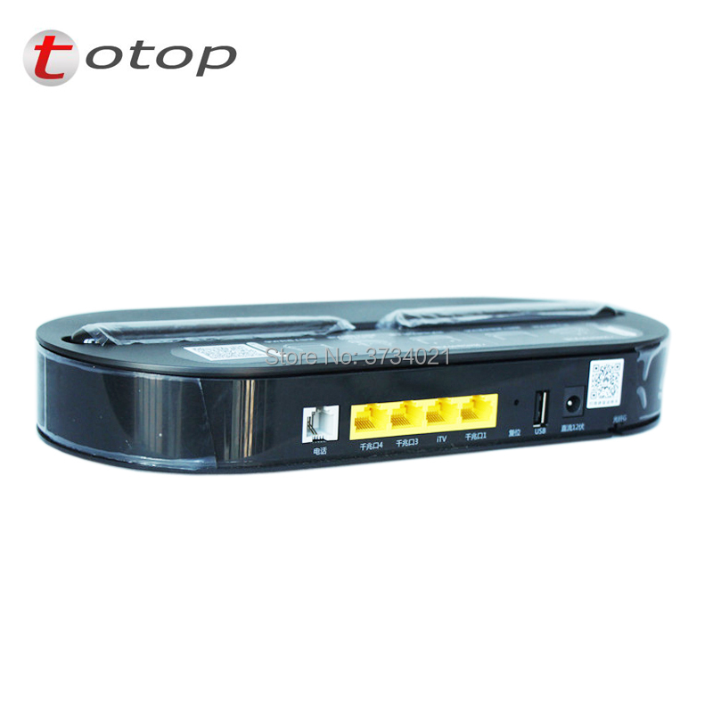 Image 2 - HUA WEI HS8145V EPon 4GE 1Voice 2.4G 5G WiFi EPON ONU ONT-in Fiber Optic Equipments from Cellphones & Telecommunications