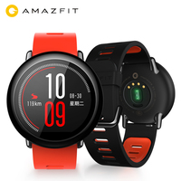 Original English Version Xiaomi Huami Watch AMAZFIT Pace Sports Smart Watch Heart Rate Monitor 1 2GHz