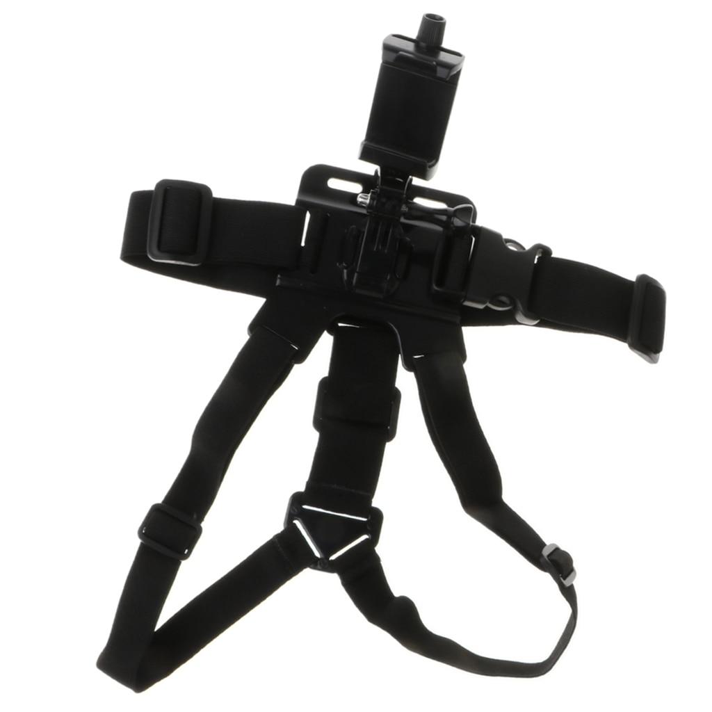 Нагрудное крепление для мобильного телефона, ремень, держатель, зажим для сотового телефона, Экшн-камера для samsung iPhone Plus, регулируемые ремни