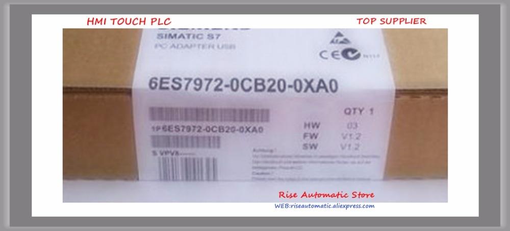 цена на 6GK1571-0BA00-0AA0 Compatible New PC ADAPTER USB A2 PG/PC to S7 Via PROFIBUS/MPI 6GK1 571-0BA00-0AA0 6ES7972-0CB20-0XA0