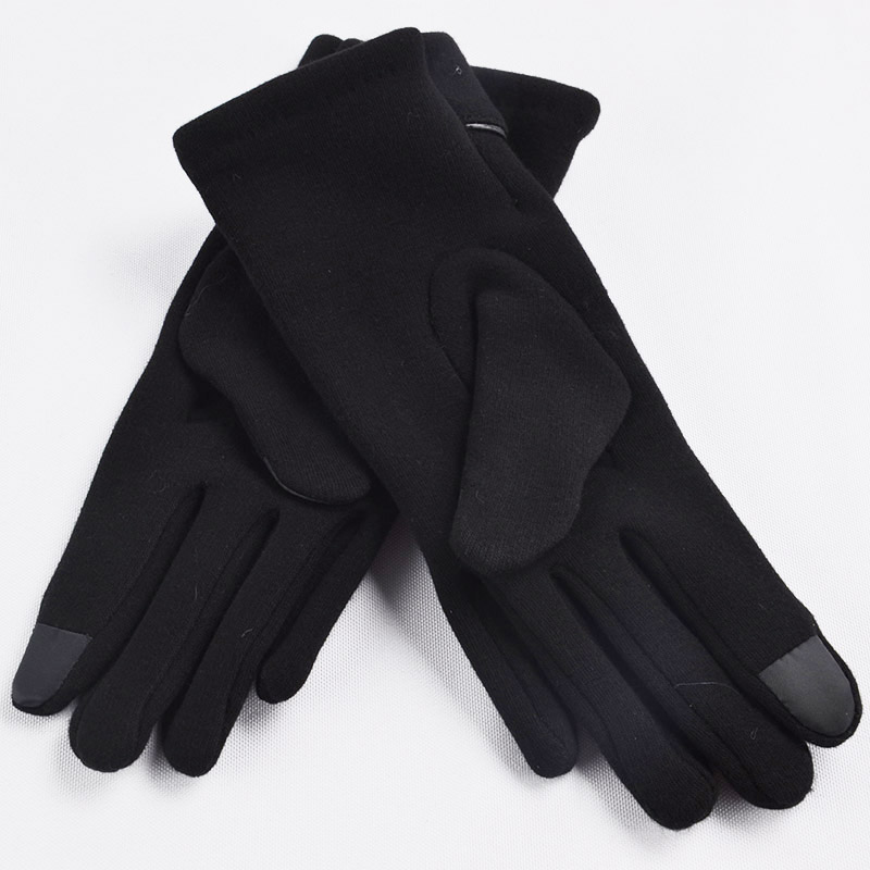 Moisture Absorbing Touch Screen for Women Gloves with Good Elastic and Windproof Property Suitable for Outdoor Cycling and Hiking in Winter 1
