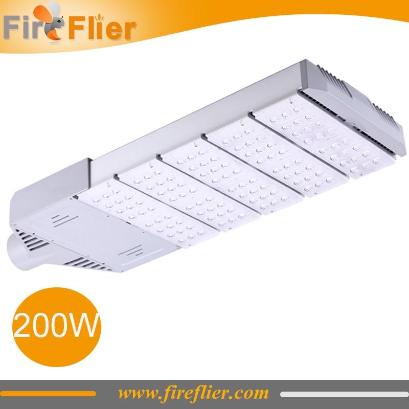 4pcs/lot IP65 waterproof 60w 100w 150w led street lamp outdoor led lighting 150w projector lamp led 200w international market
